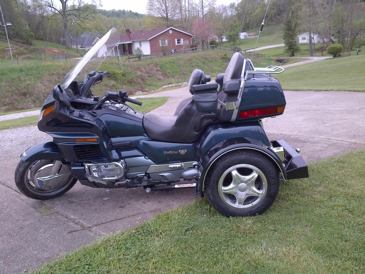 Honda Goldwing 3 Wheel Motorcycle | newhairstylesformen2014.com