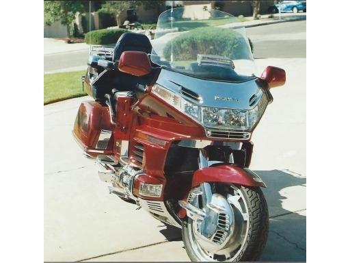 1998 Honda Gold Wing 1500 in Albuquerque, NM