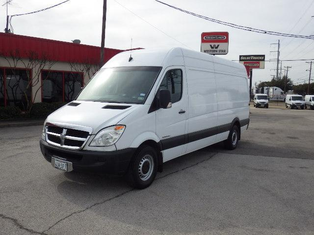 2008 dodge sprinter 2500 dallas tx 114719119. Black Bedroom Furniture Sets. Home Design Ideas